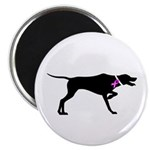 Pointer Breast Cancer Support Magnet