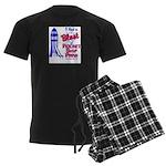 Places Men's Dark Pajamas
