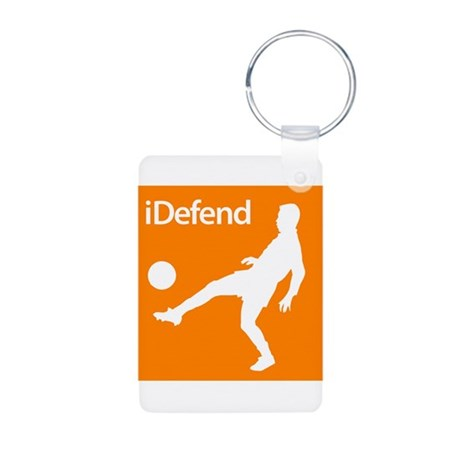 iDefend Aluminum Photo Keychain