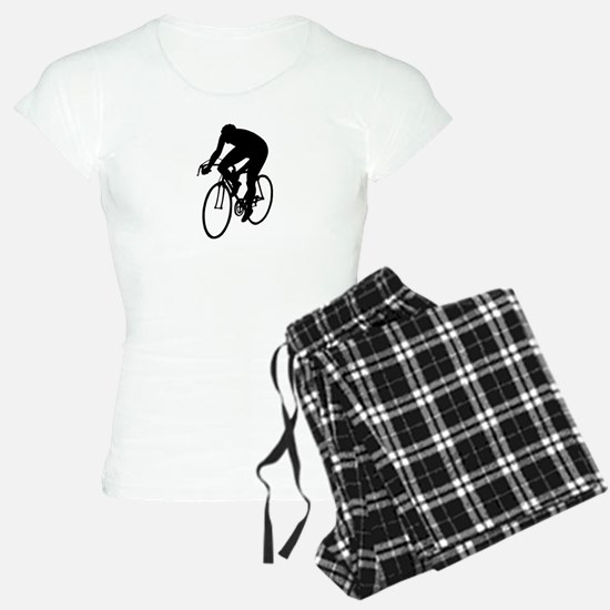 Cycling Silhouette Pajamas