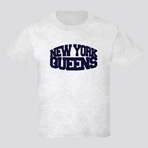 NEW YORK QUEENS Kids Light T-Shirt