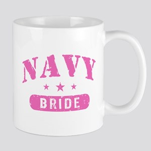 Navy Bride Mug
