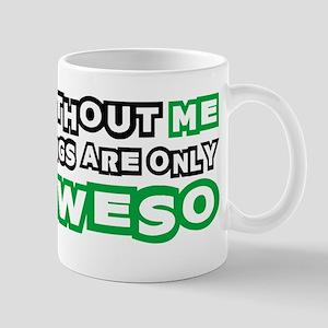Me - Awesome Mug