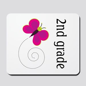 Good Teacher Gift 2nd Grade Mousepad