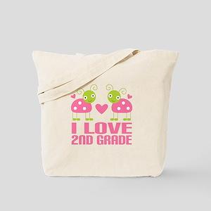 2nd Grade Tote Bag