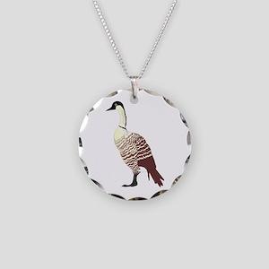Nene Necklace Circle Charm
