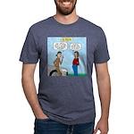 Car Fanatic Baby Name Brain Mens Tri-blend T-Shirt