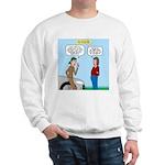 Car Fanatic Baby Name Brainstorm Sweatshirt