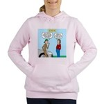 Car Fanatic Baby Name Br Women's Hooded Sweatshirt