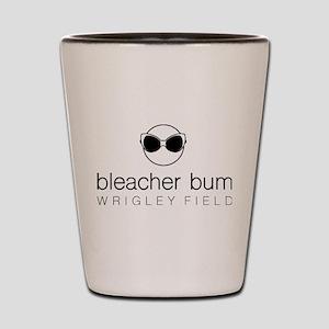 Bleacher Bum Wrigley Field Shot Glass