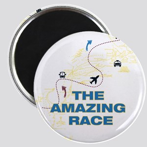 Amazing Race Trail Magnet