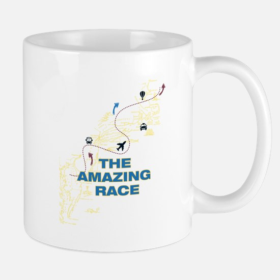 Amazing Race Trail Mug
