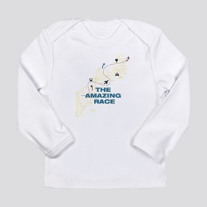 Amazing Race Trail Long Sleeve Infant T-Shirt