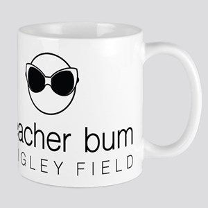 Bleacher Bum Wrigley Field Mugs
