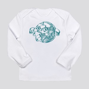 Amazing Race Globe Long Sleeve Infant T-Shirt