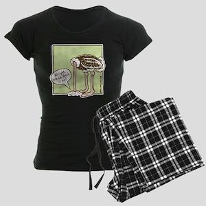 """Glenn Beck Fan"" Women's Dark Pajamas"