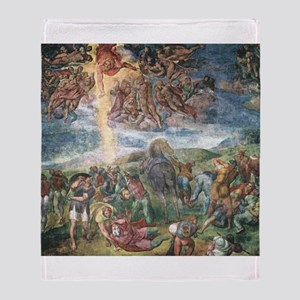 The Conversion of Saul Throw Blanket