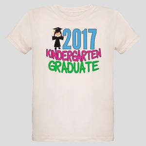2017 Kindergarten Grad Girl T-Shirt