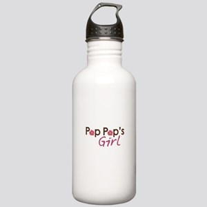 Pop Pop's Girl Stainless Water Bottle 1.0L