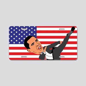 Barack Obama 1 Aluminum License Plate
