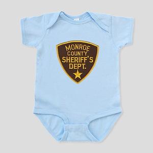 Monroe County Sheriff Infant Bodysuit