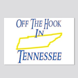 Off the Hook in TN Postcards (Package of 8)