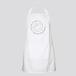 Knittyspin is making you very Apron