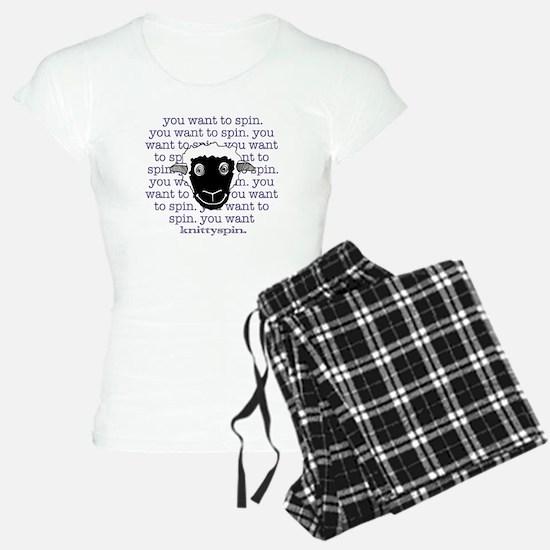 Sheep are persuasive Pajamas