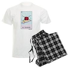 El Tejedor [for guy knitters] Men's Light Pajamas