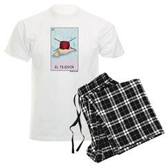 El Tejedor [for guy knitters] Pajamas