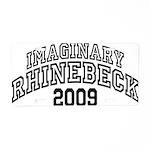 Imaginary Rhinebeck 2009! Aluminum License Plate