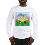 Flying the Wright Flyer Long Sleeve T-Shirt