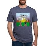 Flying the Wright Flyer Mens Tri-blend T-Shirt