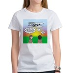 Flying the Wright Flyer Women's Classic T-Shirt