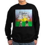 Flying the Wright Flyer Sweatshirt (dark)