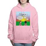 Flying the Wright Flyer Women's Hooded Sweatshirt