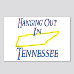 Hanging Out in TN Postcards (Package of 8)