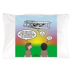 Flying the Wright Flyer Pillow Case