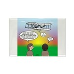 Flying the Wright Flyer Rectangle Magnet (10 pack)