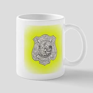 Utica Police Mug