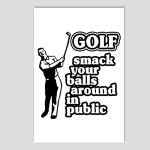 Golf Smack Postcards (Package of 8)