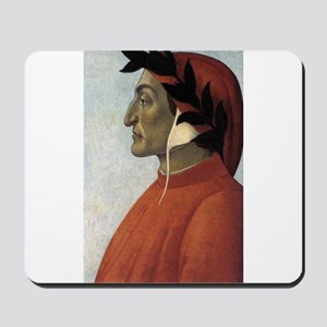 Portrait of Dante Mousepad