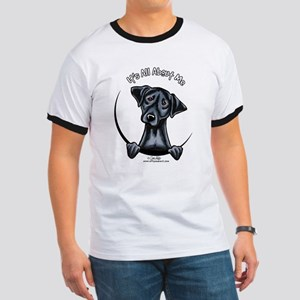 Black Lab IAAM Ringer T