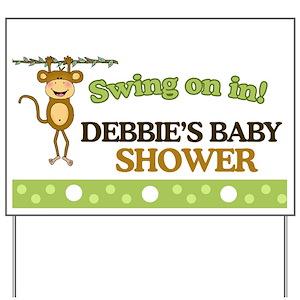 baby shower yard signs cafepress