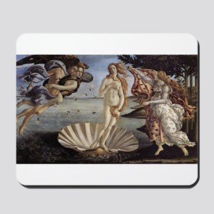 The Birth of Venus Mousepad