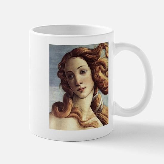 The Birth of Venus (detail) Mug