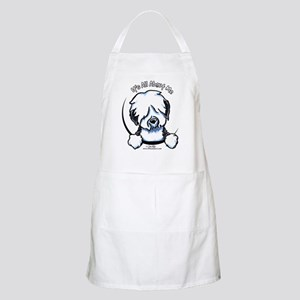 Old English Sheepdog IAAM Apron