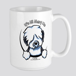 Old English Sheepdog IAAM Large Mug