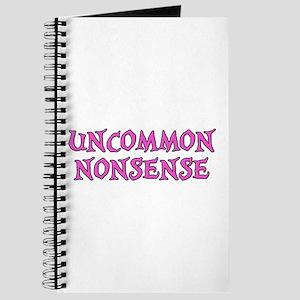 Uncommon Nonsense Journal
