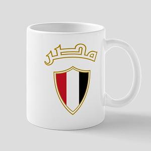 Egypt Crest Mug